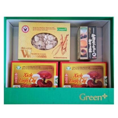 hop qua tang suc khoe green+