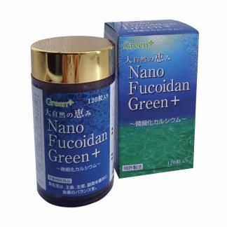 fucoidan green+
