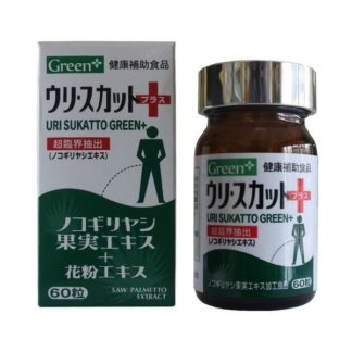 Uri Sukatto Green+ Hỗ trợ tiền liệt tuyến